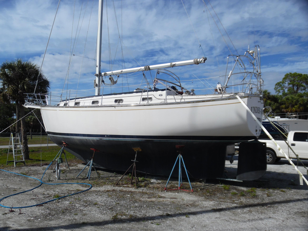 Used Island Packet 38 Cutter Sailboat For Sale