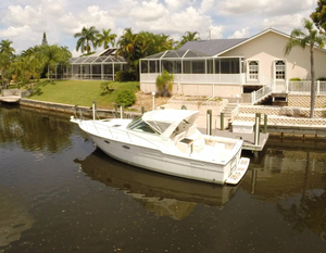 Used Tiara 33 Open Express Cruiser Boat For Sale