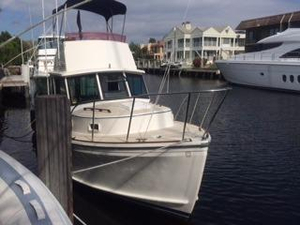Used Cape Dory 28 Flybridge Trawler Boat For Sale