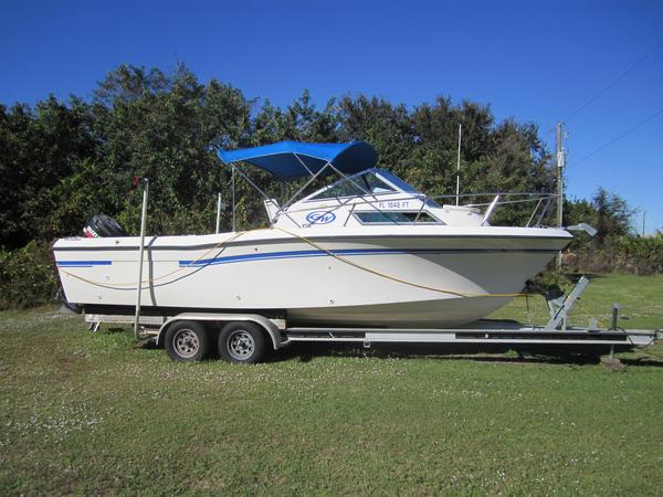 Used Grady White Offshore Cuddy Cabin Boat For Sale