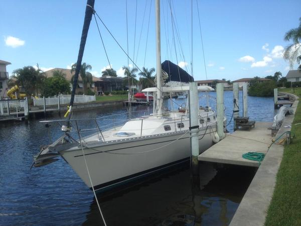 Used Catalina Morgan 445 Sloop Sailboat For Sale