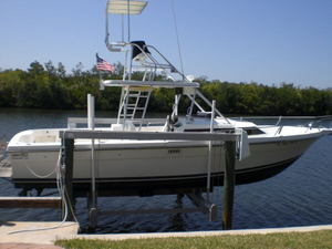 Used Luhrs 290 Sport Fisherman Cuddy Cabin Boat For Sale