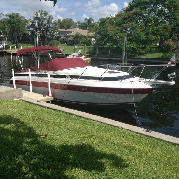 Used Wellcraft Prima 2600 Cruiser Boat For Sale