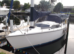 Used Hunter Vision 32 Cruiser Sailboat For Sale