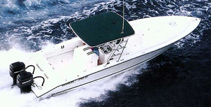 Used Marlin Yachts 350 SF Cuddy Cabin Boat For Sale