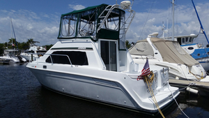 Used Mainship Sedan Bridge Sports Cruiser Boat For Sale
