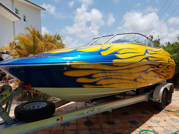Used Bayliner Custom Cuddy Cabin Boat For Sale