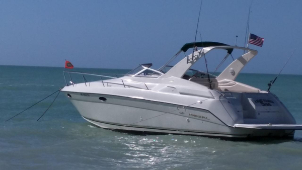 Used Regal 322 Commodore Aft Cabin Boat For Sale