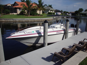 Used Fountain 1998/2007 Barge Boat For Sale