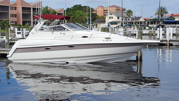 Used Regal 2760 Sports Cruiser Boat For Sale