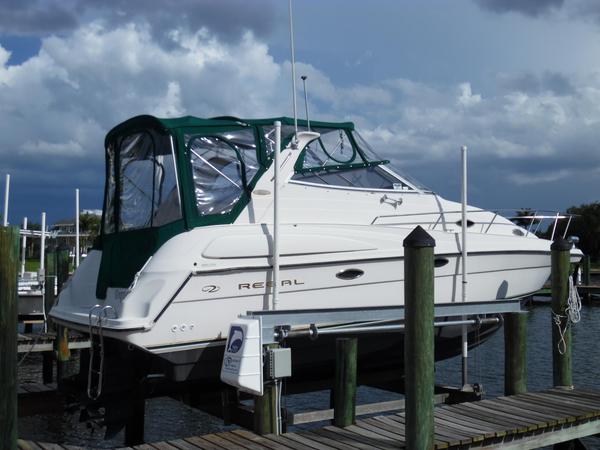 Used Regal 2760 Commodore Sports Cruiser Boat For Sale
