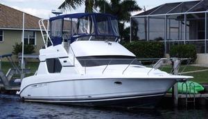 Used Silverton 351 Sedan Cruiser Sports Cruiser Boat For Sale