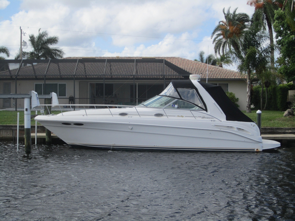 Used Sea Ray Sundancer 340 Sports Cruiser Boat For Sale