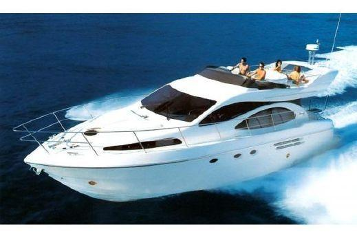 Used Azimut 46 Flybridge Convertible Motor Yacht For Sale