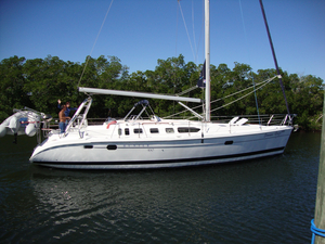 Used Hunter 460 Pristine Condition & Many Updates!! Cruiser Sailboat For Sale