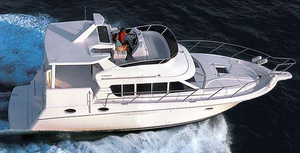 Used Silverton 422 Motor Yacht Aft Cabin Boat For Sale