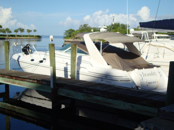 Used Cruiser's Inc 3870 Express Sports Cruiser Boat For Sale