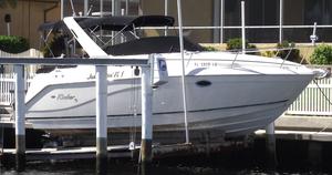 Used Rinker Fiesta Vee 270 Generator Cuddy Cabin Boat For Sale