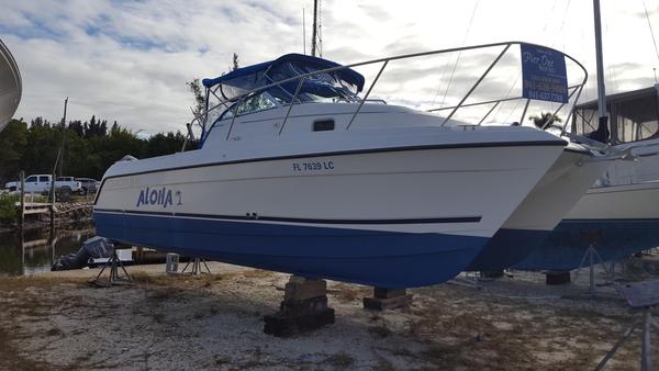Used Glacier Bay Island Runner 2670 Cuddy Cabin Boat For Sale
