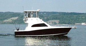 Used Luhrs 40 Convertible Fishing Boat For Sale