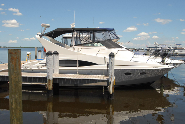 Used Carver 35 Cruiser Boat For Sale