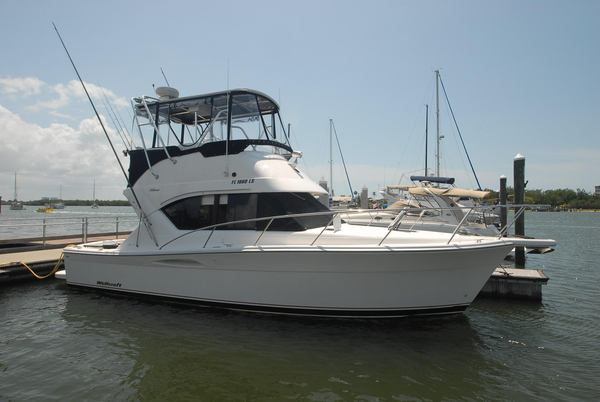 Used Wellcraft Riviera 350 Coastal Sports Fishing Boat For Sale