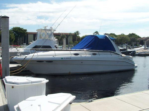 Used Sea Ray Sundancer 340 Cruiser Boat For Sale
