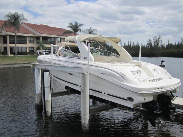 Used .searay Sun Sport Express Cruiser Boat For Sale