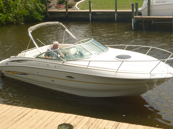 Used Monterey 248LS Montura Cuddy Cabin Boat For Sale