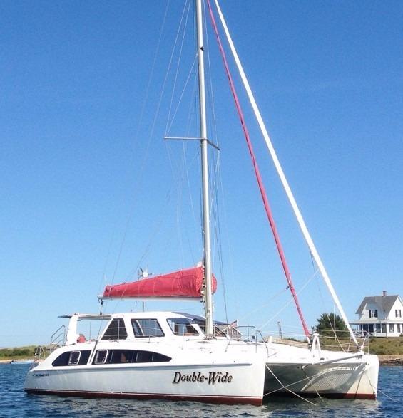 Used Seawind 1160 Sail Catamaran Sailboat For Sale