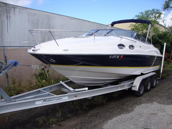 Used Regal 2650 Cuddy Sports Cruiser Boat For Sale