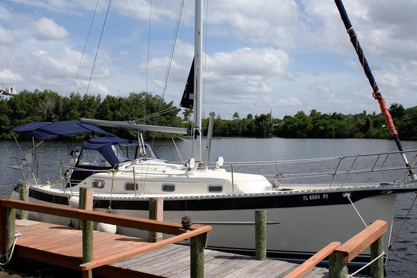 Used Hake Seaward 32RK Sloop Sailboat For Sale