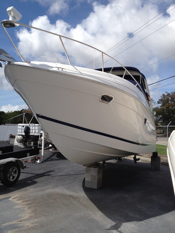 Used Four Winns Vista 288 Cruiser Boat For Sale