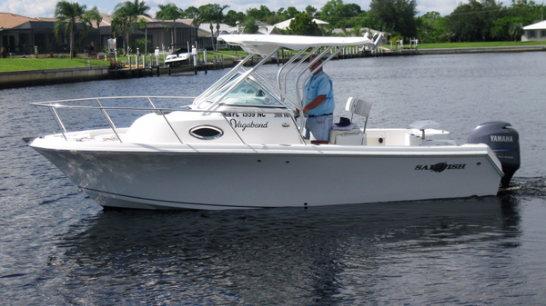 Used Sailfish 218 WAC Cuddy Cabin Boat For Sale