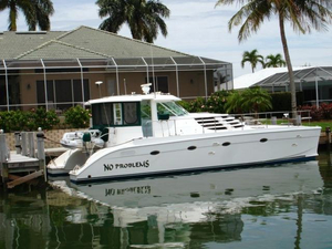 Used Manta 44 Power Catamaran Power Catamaran Boat For Sale