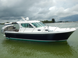 Used Compton 33 Trawler Boat For Sale