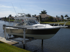 Used Salt Shaker 30 Cruiser Boat For Sale