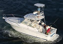 Used Luhrs 28 Open Diesel W/ Marlin Tower Express Cruiser Boat For Sale