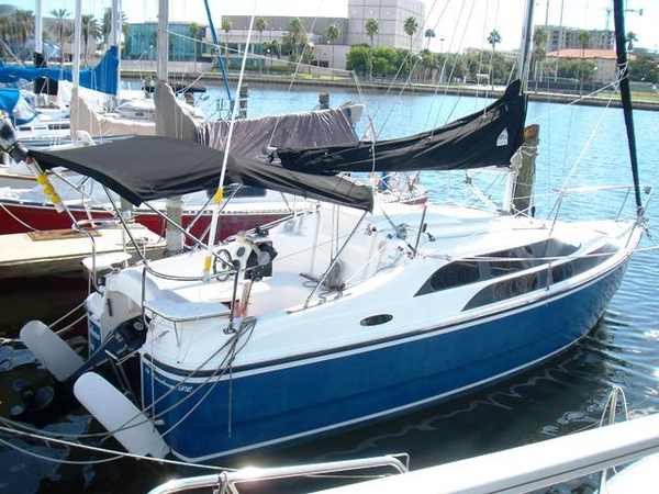 Used Macgregor 26M Powersailer Motorsailer Sailboat For Sale