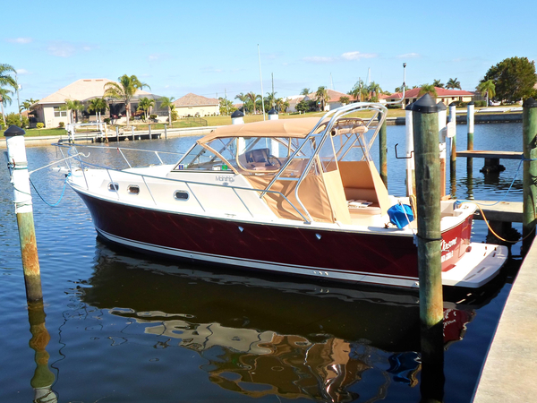 Used Mainship Pilot 30-ii Cruiser Boat For Sale