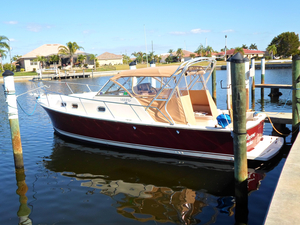 Used Mainship Pilot 30II Cruiser Boat For Sale