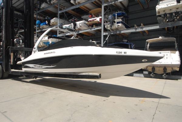 Used Rinker Captiva 226 BR Bowrider Boat For Sale
