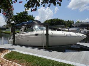 Used Sea Ray 260 Sundancer Cuddy Cabin Boat For Sale