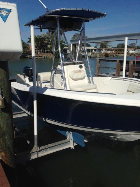 Used Nauticstar 1900 Sport Offshore Center Console Fishing Boat For Sale