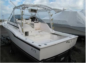 Used Blackfin 32 Combi Cruiser Boat For Sale