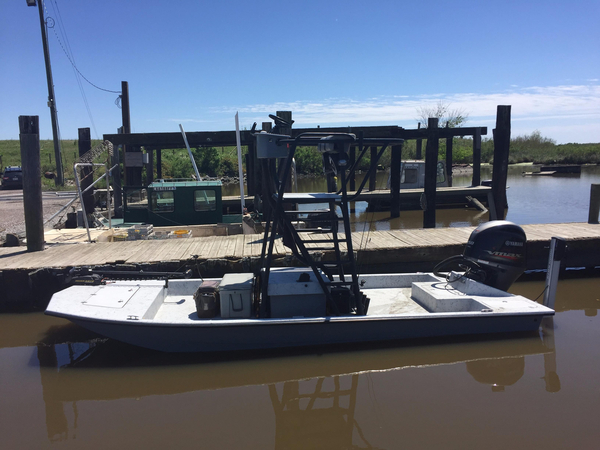 Used Majek 21 RFL Center Console Fishing Boat For Sale
