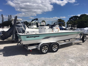 Used Ranger 2180 Bay Boat For Sale