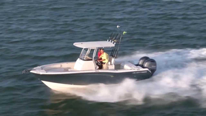 New Grady White FISHERMAN 257 Center Console Fishing Boat For Sale