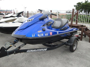 Used Yamaha Waverunner VXR Personal Watercraft For Sale