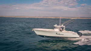 Used Seahunter Tournament 41 Center Console Fishing Boat For Sale